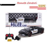 1:10 RC police cars with light and remote controler                                                                         Quality Choice