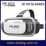 "3D Glasses Google Cardboard Virtual Reality VR 3D Movies Games TV Glasses with Head Strap For 4-6.5"" Phones Eletronic"