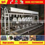China end-users favorite firewood sawdust briquette charcoal making machine with low price