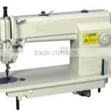 Single Needle High Speed Top And Bottom Feed Lockstitch Leather Heavy Duty Sewing Machine