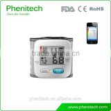 Bluetooth blood pressure monitor bluetooth wrist blood pressure monitor                                                                                                         Supplier's Choice