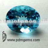 Sky Blue Topaz Semi Precious Gemstone Mix Shape Cut Faceted Lot For Diamond Rings From Wholesaler
