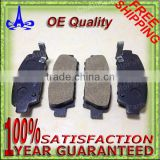 Auto Parts Brake Pad 04466-22160 for Toyota Crown Mark 2 Chaser Cresta