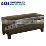 Storage ottoman, waiting room bench, bedroom bench