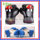 New Fashion PU leather kids boxing gloves for training