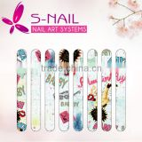 wholesale eva nail file colorful custom printed disposable nail file