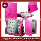 rhinestone bling diamond case cover for apple ipad,for ipad 2 bling case,for ipad 3 bling bling case