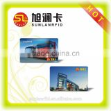 High Quality Custom Design ISO Standard Contactless RFID Smart Cards for Hotel Access Control System