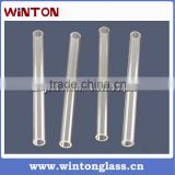 Fused silica capillary glass pipes/tubes