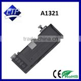 "Factory Supply OEM A1321 Laptop Battery for MacBook Pro 15"" A1286 2009 version Bateria de notebook"