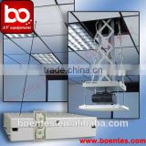 Office Ceiling Projector Motorized Lift Mechanism with Remote Control for Conference Furniture