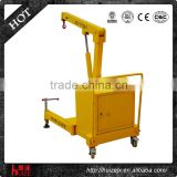 China Shipbuilding Small Tonnage 1t-3t Outdoor Use Gantry Crane