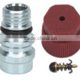 Car Accessories Auto AC Adapters Fittings Auto AC Parts OEM available Professional Brass Aluminum Steel MD2011