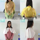 cutting cape, design hair cutting capes from China, plastic hair cutting cape