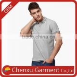 customized polo shirt heat transfer printing 95 cotton 5 spandex polo t shirts bush sportswear for men oem factory china