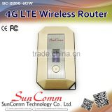 SC-2295-4GW Compact design 4G LTE WiFI Router for travel ,business trip ,outdoor activities