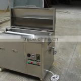 Rotate system Anilox roller ultrasonic washing cleaner