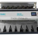 Anhui CCD rice color sorter/sorting machine with LED light /competitive price /Japanese ejector/made in China
