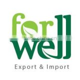 FOR WELL IMPORT & EXPORT AND COMMERCIAL AGENCIES