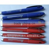high quality promotional office gel pen / Black Rubber Gel Ink Pen