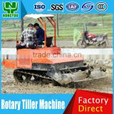 Factory Rotary Cultivator Power Tiller Price Chinese Factory Engine Power Farm Rotary Tiller Crawler 1GZ-150