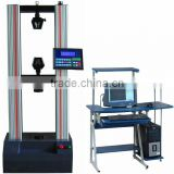 Computer control electronic single column universal tensile testing machine M:0086 15163879588 email:alice@ropeking.com