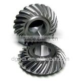 custom made steel crown and pinion gear