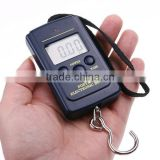 40Kg 20g Pocket Digital Scale Hangging Luggage Fishing Weight Scale Kg Lb Oz US