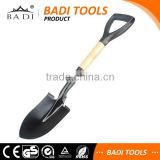 Round Point True American D Shaped garden tools shovel