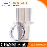 30 oz Coolers Stainless Steel Double Wall Vacuum Insulated Tumbler with Lid