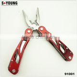 91001 9-in-1 Multifunction Folding Pliers