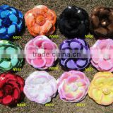 colorful Decoration flower handmade sequin flower in stock