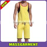 wholesale Customize basketball uniforms blank matching basketball jersey and sweat shorts sets