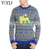 Hot Sale cheap funny ugly horrible christmas sweater mens cool christmas jumper