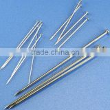 Sharp point steel pins [Stationary supplies]