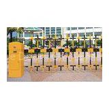 Remote Control Automatic Fence Barrier , Electric Car Park Barriers