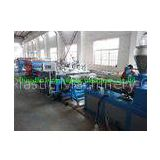 AC 380V , 50HZ PVC Plastic Board Production Line For Wall Panels / Floor Panels