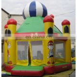 Inflatable bouncer, inflatable space jump castle,playground castle