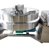 Hydraulic planetary stirring pot