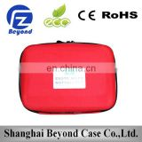 Roadside emergency car accident first aid case