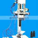 FLK CE semi automatic can bottle adopter cap sealing machine