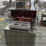 multepak High quality vertical MAP vacuum tray sealer for raw meat and cooked meat packaging