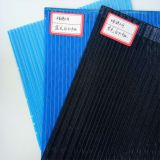 Polyester fabric for filtration belt of industry machinery