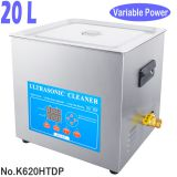 K620HTDP 20L Variable Power Ultrasonic Dental Cleaning Bath