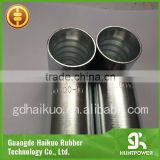 High quality Carbon Steel Metric Thread Bite Type Hydraulic Tube Fitting From China Supplier