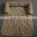 2014 new design Suede soft pet couch