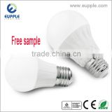 12v led bulb e27 3w 4W 5w 6w 7w 8w rechargeable led emergency bulb PC plastic 9w 12w e14 led bulb lighting