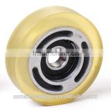 Escalator Step Chain Roller WIth Alliumium Hub