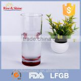 Wholesaler high quality Best selling clea drinking glasses/round shaped drinking glass factory outlet                                                                         Quality Choice