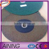 Disc brake Cutting Machine Abrasive Cutting Disc